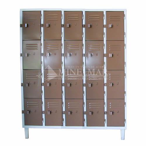 Locker LK 5555 (Para 20 personas)