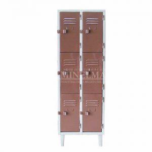 Locker LK 222 (Para 6 personas)