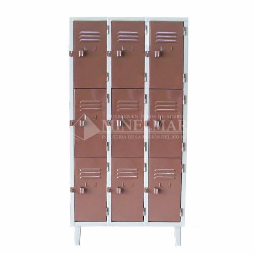 Locker LK 333 (Para 9 Personas)