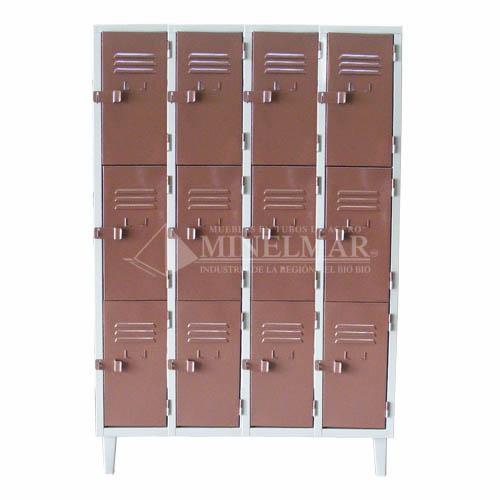 Locker LK 444 (Para 12 personas)