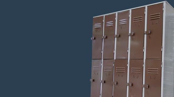 Almacenaje y Lockers